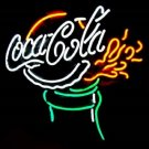 "Coca Cola Bottle Cap Coke Soda Neon Light Sign 16""x 14"" [High Quality]"