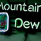 Brand New Mountain Dew Soda Neon Light Sign Bar Pub Restaurant Neon Light Sign