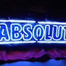 "Brand New Absolut Neon Light Sign - Vodka Advertising 18""x12"" [High Quality]"