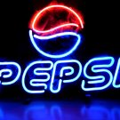 "Brand New PEPSI Neon Coke Soda Neon Light Sign 18""x 14"" [High Quality]"
