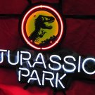 "Brand New JURASSIC PARK Dinosaurs Neon Light Sign 16""x14"" [High Quality]"