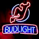 "Brand New Hockey New Jersey Devils NHL Beer Neon Sign 16""x 15"" [High Quality]"