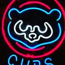 "Brand New MLB Chicago Cubs Bar Neon Light Sign 16""x 13"" [High Quality]"