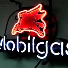 "Brand New Mobilgas Flying Horse Neon Light Sign 16""x15"" [High Quality]"