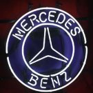 "New Mercedes Benz Car Auto Neon Light Sign 16""x 16"" [High Quality]"