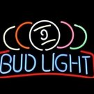 "Brand New Bud Light Bud Pub Beer Bar Neon Light Sign 16""x 13"" [High Quality]"