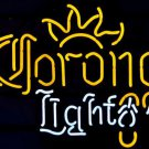 "New Corona Light Crown shoes Neon Light Sign 17""x 14"" [High Quality]"