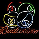 "15 Ball Pool Room Billiards Snooker Beer Bar Neon Light Sign 17"" x 15"" [High Quality]"