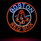 "New World Champions Boston Red Sox Baseball Beer Neon Light Sign 18""x 16"" [High Quality]"