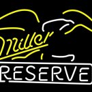 "Miller Lite Reserve Beer Bar Neon Light Sign 16""x 15"" [High Quality]"