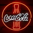 "Brand New Coca Cola Coke Soda Beer Bar Neon Light Sign 16""x 16"" [High Quality]"