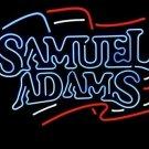 "Brand New Sam Samuel Adams Boston Lager Neon Light Sign 19"" x 16"" [High Quality]"
