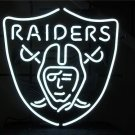 "Brand New Oakland Raiders NFL Football Beer Bar Neon Light Sign 16""x 13"" [High Quality]"