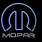 "Brand New Dodge Mopar Logo Auto Motors Dealer Beer Bar Neon Light Sign 18""x 16"" [High Quality]"