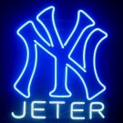 "Brand New MLB New York Giants Jeter Beer Bar Neon Sign 16""x 14"" [High Quality]"