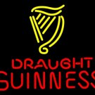 "Brand New Guinness Draught Brewery Beer Bar Neon Sign 17""x15"" [High Quality]"