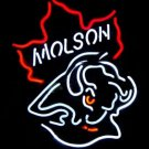 "Brand New Molson Canadian enjoy Beer Bar Neon Light Sign 16""x 12"" [High Quality]"
