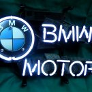 "Brand New BMW Car Racing Beer Bar Neon Light Sign 14""x 8"" [High Quality]"