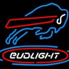 "Brand New NFL New York Buffalo Bills Logo Neon Light Sign 19""x 15"" [High Quality]"
