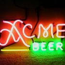 "Brand New ACME Brewery enjoy Beer Bar Neon Light Sign 16""x 13"" [High Quality]"