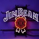 "Brand New Jim Beam Distillery 1795 Logo Neon Light Sign 17""x 14"" [High Quality]"
