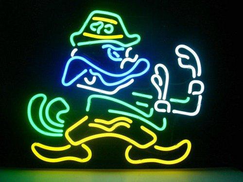 "Brand New Notre Dame Fighting Irish Beer Neon Light Sign 18""x 16"" [High Quality]"
