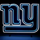 "Brand New NFL New York Giants Football Beer Neon Sign 17""x 16"" [High Quality]"
