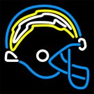 "Brand New NFL San Diego Chargers Helmet Logo Beer Bar Neon Light Sign 17""x 15"" [High Quality]"