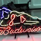 "Brand New Budweiser Sexy Girls Beer Bar Neon Light Sign 17""x 15"" [High Quality]"