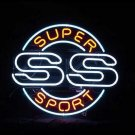 "Brand New Super SS Sport Girls Beer Bar Neon Light Sign 16"" x16"" [High Quality]"