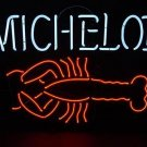 """Brand New Michelob Lobster Beer Bar Pub Neon Light Sign 16""""x 15"""" [High Quality]"""