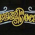 "Brand New Michelob Amber Bock Neon Light Sign 16""x 14"" [High Quality]"