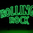 """Brand New Rolling Rock Beer Bar Neon Light Sign 16""""x12"""" [High Quality]"""
