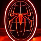 "Brand New Spiderman 3D Acrylic Beer Bar Neon Light Sign 12""x 9"" [High Quality]"