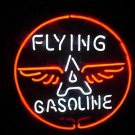 "Brand New Flying A Gasoline Gas Station Neon Light Sign 16""x16"" [High Quality]"