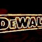 "Brand New Dewalt Beer Bar Pub Neon Light Sign 19""x 11"" [High Quality]"