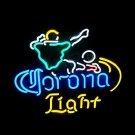 "Brand New Corona Light Beer Bar Pub Neon Light Sign 16""x14"" [High Quality]"