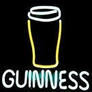"Brand New Guinness Beer Glass Beer Bar Pub Neon Light Sign 16""x15""[High Quality]"