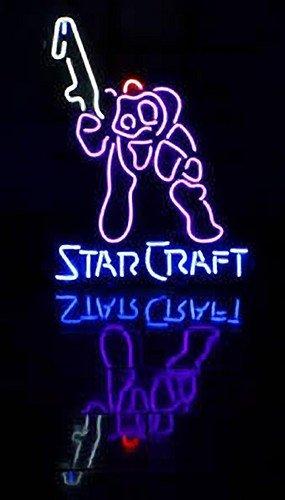 "Brand New Starcraft Beer Bar Pub Neon Light Sign 16""x14""[High Quality]"