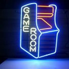 "Brand New Game Room Play Room Beer Bar Neon Light Sign 16""x 14"" [High Quality]"