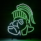 "Brand New Michigan State Spartans Beer Bar Neon Light Sign 18""x 16"" [High Quality]"