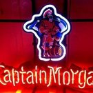 "Brand New Captain Morgan Rum Distillery Beer Bar Pub Neon Light Sign 17""x13"" [High Quality]"