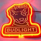 "Brand New Bud Light Spuds McKenzie 3D Beer Bar Neon Light Sign 11""x8"" [High Quality]"