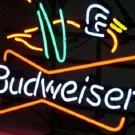 "Brand New Budweiser Duck Neon Pub Light Sign 16""x 14"" [High Quality]"