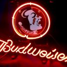 "Brand New NCAA Florida State Seminoles Beer Bar Neon Light Sign 13""x9"" [High Quality]"