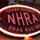 "Brand New NHRA Drag Racing 3D Beer Bar Neon Light Sign 10""x6"" [High Quality]"