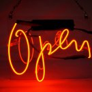 "Brand New Open Beer Bar Pub Art Window Display Real Neon Light Sign 10""x8"""