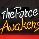 "Star Wars The Force Awakens Art Display Real Neon Light Sign 10""x8"""