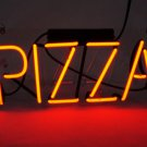 """Brand New PIZZA Home Wall Lamp Art Beer Bar Neon Light Sign 11""""x7"""" [High Quality]"""