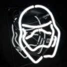 "Handmade 'Star Wars' Art Light Banner Room Decor Neon Light Sign 8""x8"""